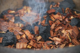 mesquite-wood-chips-on-coal